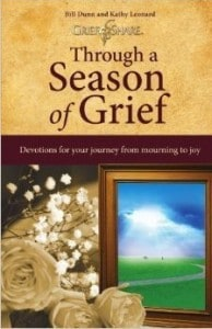 Through a Season of Grief from Griefshare blessed me many times in Roseville CA-Kaye Swain REALTOR