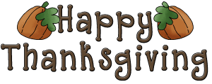 Happy Thanksgiving greetings from Kaye Swain REALTOR to all my readers at Roseville CA joys