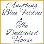 Kaye Swain loves to visit the Dedicated House for Anything Blue Friday