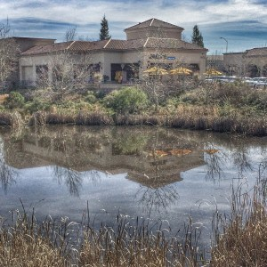 Such a lovely creek behind the Chipotle on Douglas Blvd in Roseville CA by Kaye Swain REALTOR