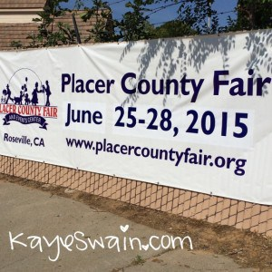 The Placer County Fair starts June 25 2015 in Roseville CA via Kaye Swain real estate agent