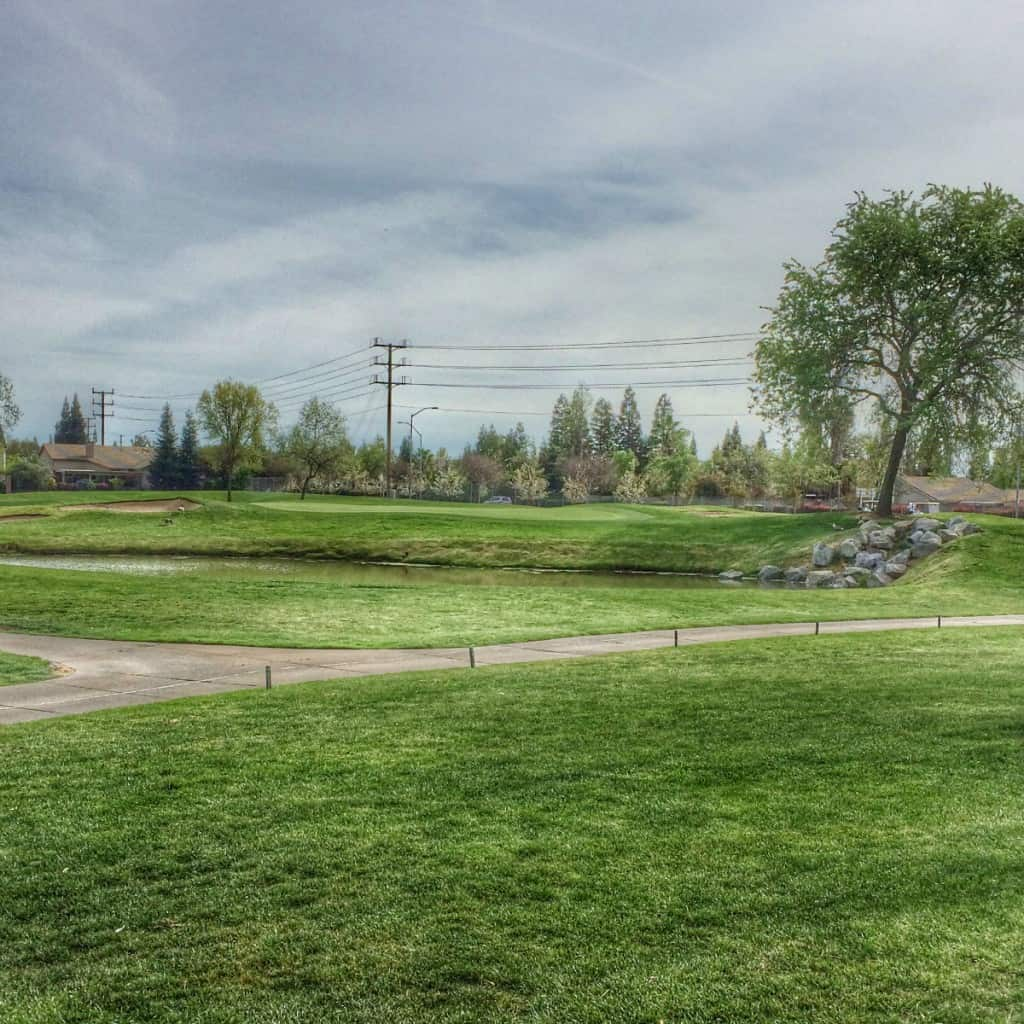Woodcreek Oaks golf course in West Roseville CA is close to several 55+ retirement communities via Kaye Swain REALTOR 1200