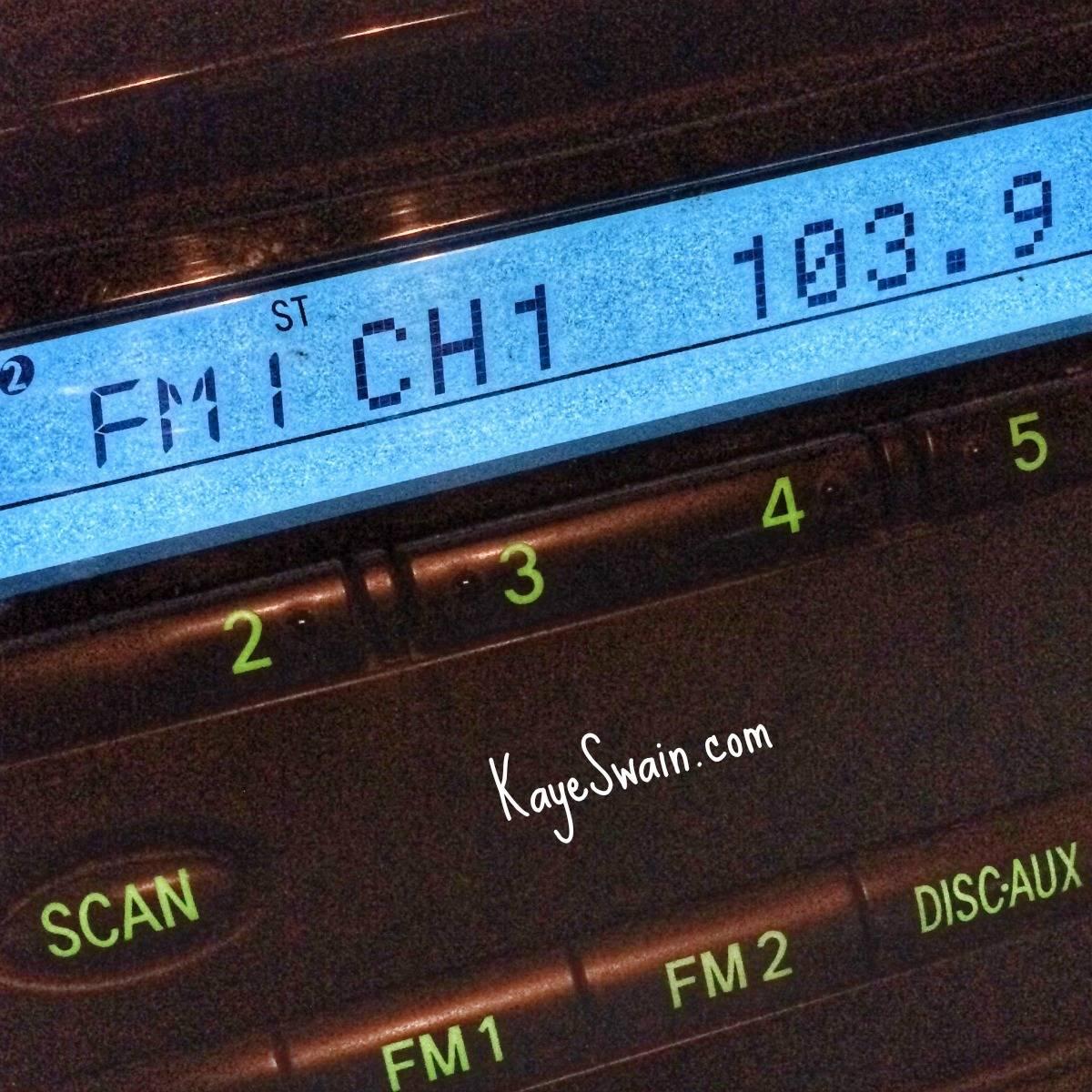Radio Joys In And Around Roseville CA
