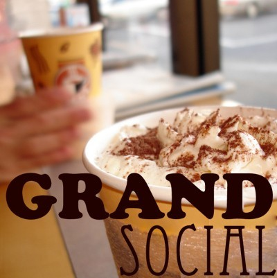 Kaye Swain Roseville CA real estate agent blogger LOVES to visit the Grand Social at Grandmas Briefs