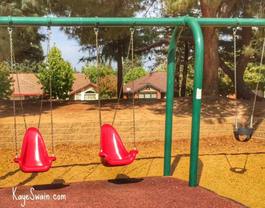 Accessible options at the Maidu Park Roseville CA via real estate agent Kaye Swain blog