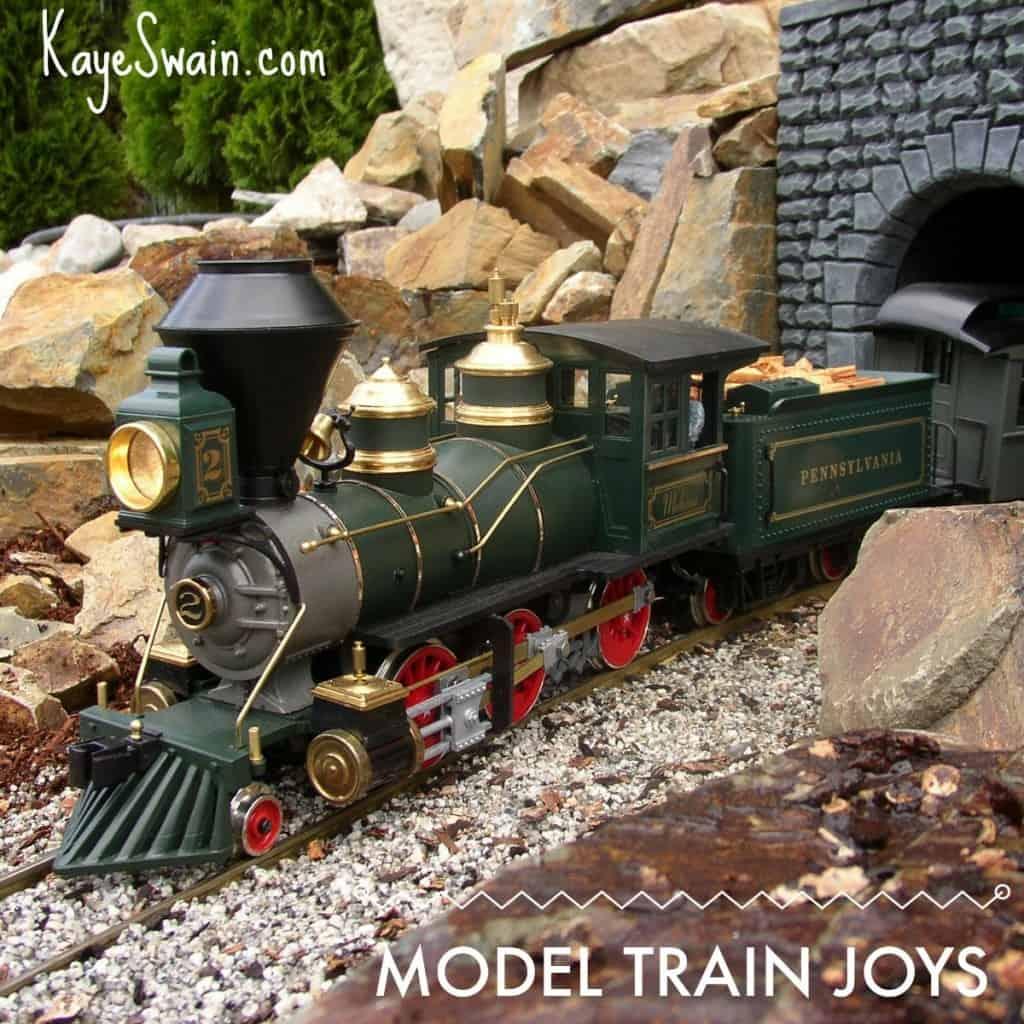 Model train joys in Roseville CA via Kaye Swain real estate agent blogger 1200