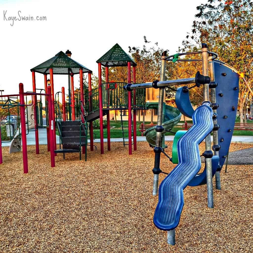 Santucci Park in Roseville California via Christian real estate agent blogger Kaye Swain