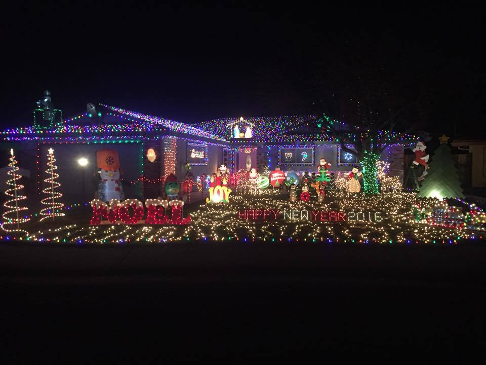 Delightful Christmas Lights in The Sacramento Area | Roseville ...
