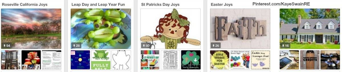 Kaye Swain Roseville Sacramento REALTOR shares Leap Day Leap Year St Patricks Day and Easter Joys along with area info.jpg