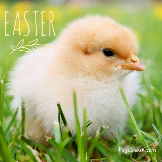 Christian REALTOR Kaye Swain says Easter blessings to all in Roseville Sacramento area