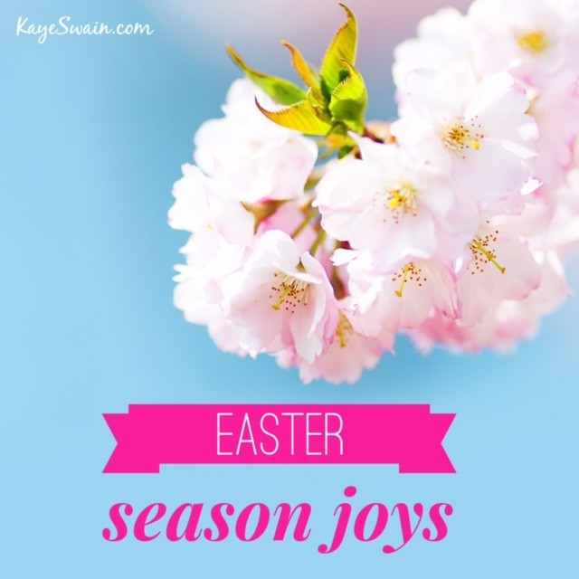 Christian real estate agent Kaye Swain shares Easter season joys in Sacramento Roseville Placer County