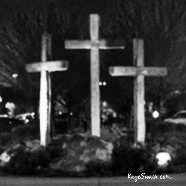 Kaye Swain Roseville CA real estate agent blogger share the crosses at Bayside Granite Bay
