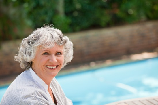 Kaye Swain Roseville CA REALTOR shares swimming ideas boomers seniors