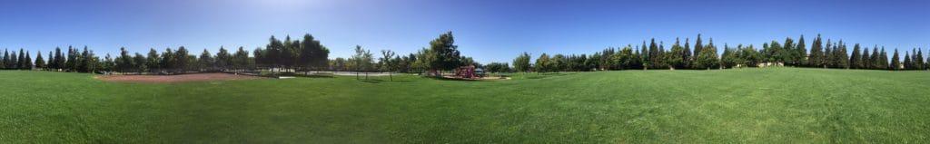 Kaye Swain real estate agent Roseville CA shares 360 photo view of West Roseville Elliott Park