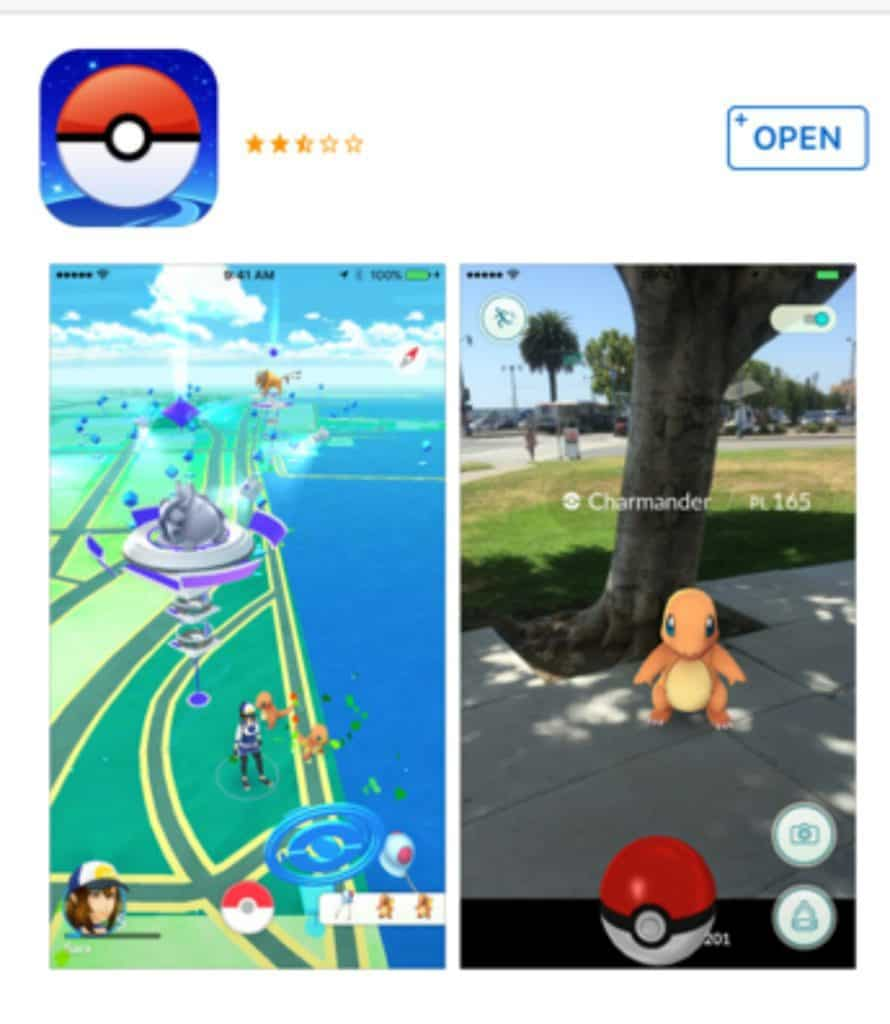 Kaye Swain Roseville REALTOR shares Pokemon Go app