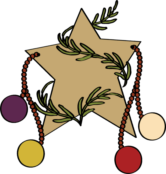 Christmas things to do include Kaye Swain Roseville real estate agent decorating Christmas Grove Tree