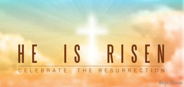 Kaye Swain Shares Jesus Christ Resurrected Alive