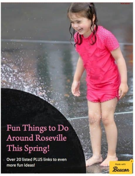 Kaye Swain Roseville Real Estate Agent sharing Fun Things to Do Around Roseville This Spring