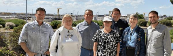 Roseville Pleasant Grove Wastewater Treatment Plant Tour 2017 1200 for Roseville California Joys