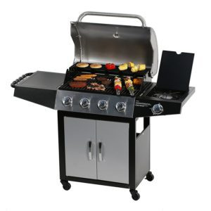 Kaye Swain loves weber bbq grills