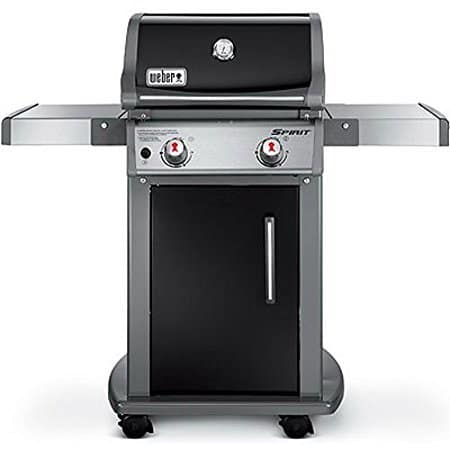 Kaye Swain loves Weber barbecue grill like Weber Spirit gas grill