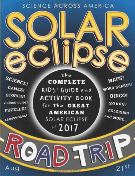 Solar eclipse 2017 workbooks kids grandkids