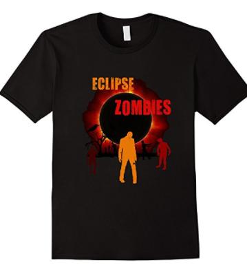 Solar Eclipse Zombie Apocalypse 2017
