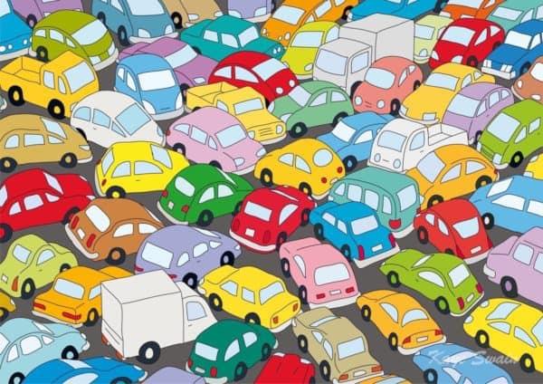 Kaye Swain Roseville REALTOR prefers home NOT Solar Eclipse 2017 Car traffic jam