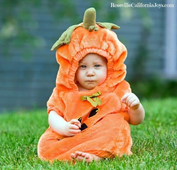Halloween things to do kids Roseville California Joys