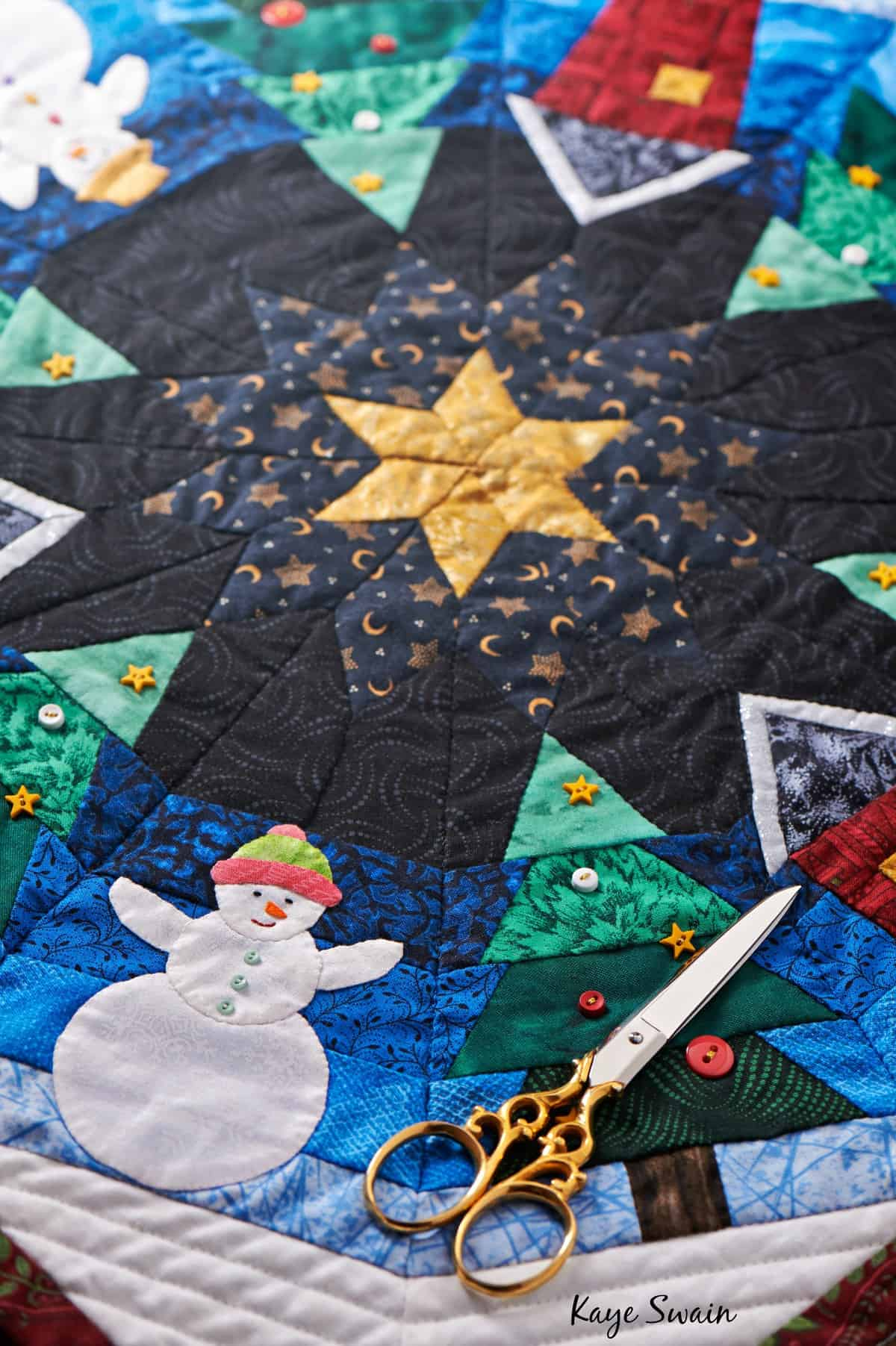 enjoy christmas craft show and quilting arts show in