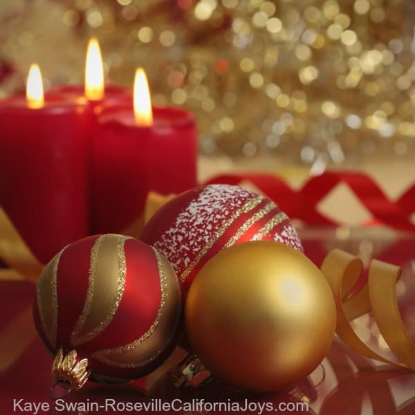Rocklin Roseville area Christmas eve candlelight services