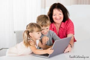 Computer classes are fun things do Roseville CA for kids and for adults including boomers and seniors