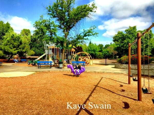 Kaye Swain shares Olympus Park which is 8 miles and 20 minutes from Del Webb Sun City Roseville CA