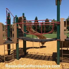 Kaye Swain real estate agent shares West Roseville park near Sun City and Silverado homes at Eskaton Village