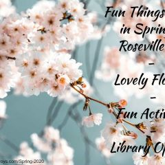 Fun Spring Things to Do in Roseville CA f wm