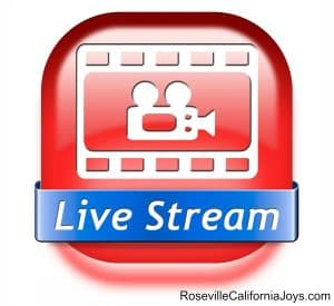 Many churches Roseville CA will be live streaming services due to Corona virus pandemic