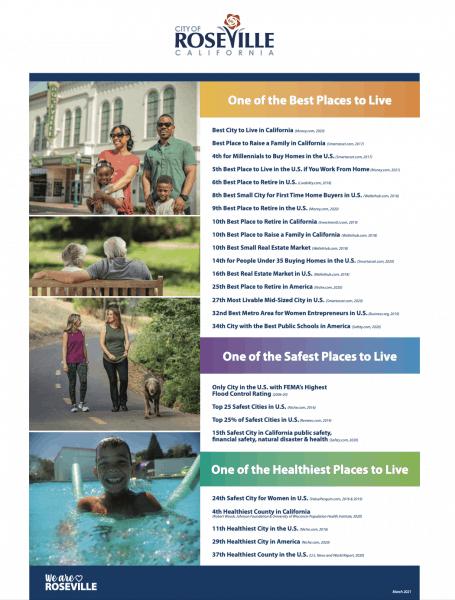 Why do we love Roseville CA - let us count the ways via Kaye Swain Roseville Real Estate Agent