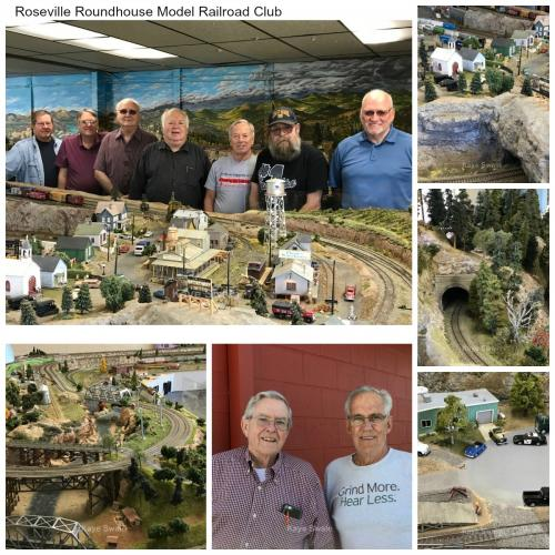 Roseville Roundhouse Model Railroad Club