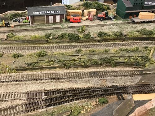 Roseville Roundhouse Model Railroad Club Visit 13 (1)