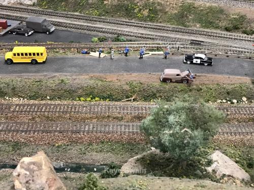 Roseville Roundhouse Model Railroad Club Visit 14 (1)