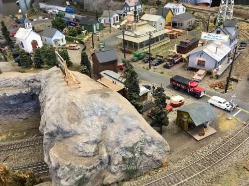 Roseville Roundhouse Model Railroad Club Visit 2