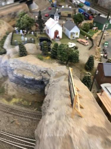 Roseville Roundhouse Model Railroad Club Visit 37 (1)
