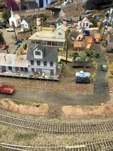Roseville Roundhouse Model Railroad Club Visit 40