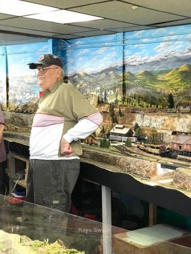 Roseville Roundhouse Model Railroad Club Visit 42