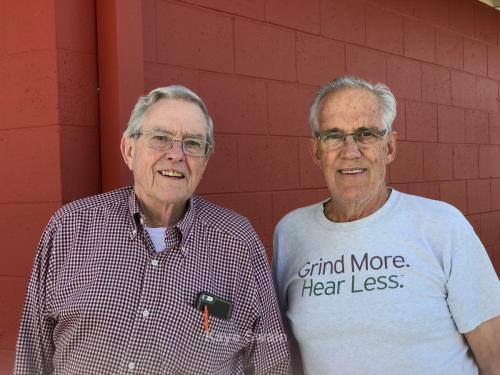 Roseville Roundhouse Model Railroad Club Visit 60